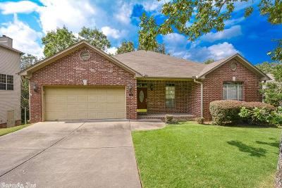 North Little Rock Single Family Home For Sale: 1717 Hasbrook Court