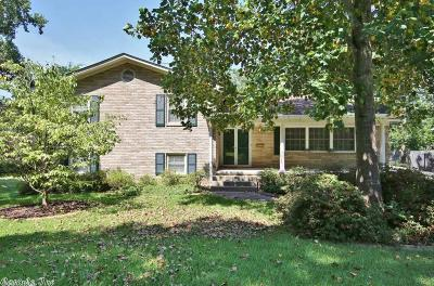 Little Rock Single Family Home For Sale: 1200 Fawnwood Road