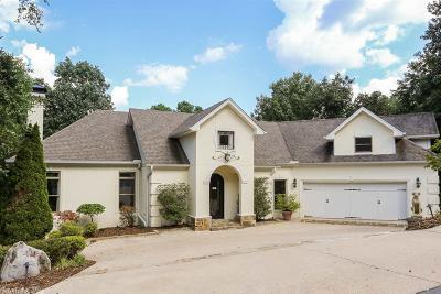 Little Rock Single Family Home For Sale: 3902 Foxcroft