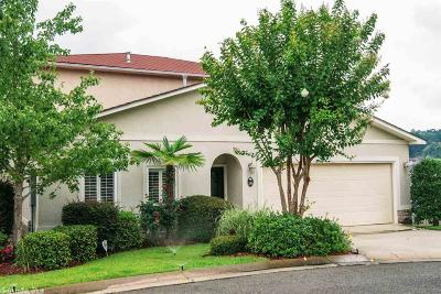 Hot Springs Single Family Home For Sale: 181 Seashore Pt