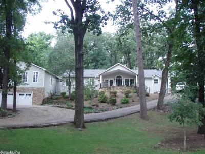 Little Rock Single Family Home For Sale: 70 Pine Manor