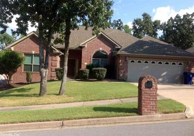 Maumelle Single Family Home For Sale: 234 Summit Valley Circle
