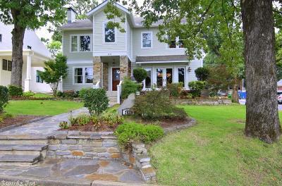 Little Rock Single Family Home For Sale: 2620 N Pierce Street