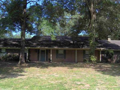Little Rock Single Family Home For Sale: 12007 Geyer Springs Road