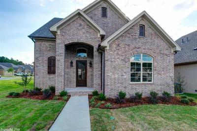 Little Rock Single Family Home For Sale: 65 Wildwood Place Circle