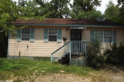 Pine Bluff Single Family Home For Sale: 109 E 25th Avenue
