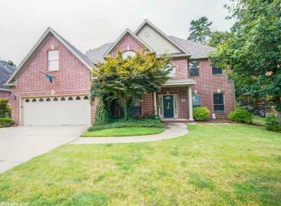 Little Rock Single Family Home For Sale: 15 Chatel Drive