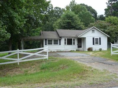 White Hall AR Single Family Home For Sale: $69,000
