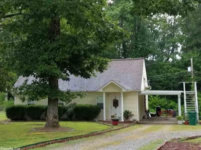 White Hall AR Single Family Home For Sale: $123,900
