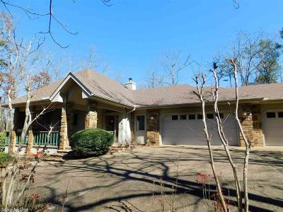 Hot Springs Village AR Single Family Home For Sale: $186,900