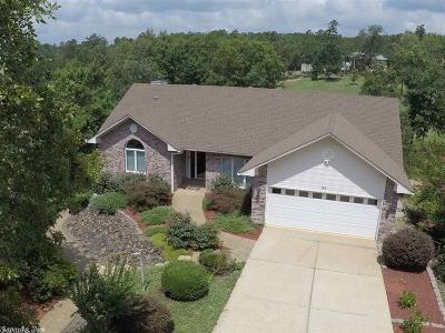 Hot Springs Village AR Single Family Home For Sale: $289,000