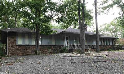 Hot Springs Village AR Single Family Home For Sale: $115,900