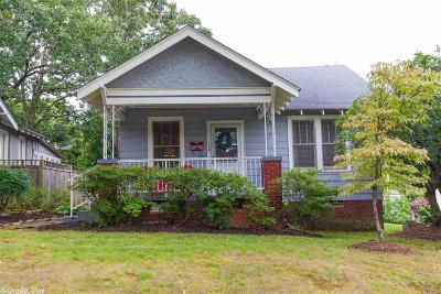 Hillcrest Single Family Home Under Contract: 1118 N Jackson Street
