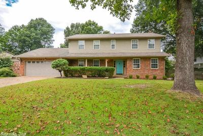 North Little Rock Single Family Home For Sale: 4533 Purnell Drive