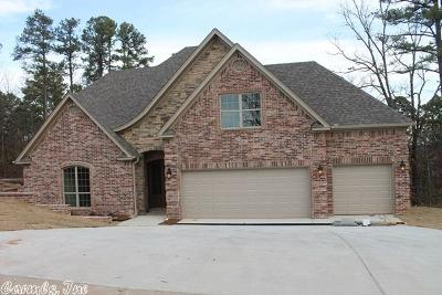 Maumelle Single Family Home For Sale: 111 Wind River Drive
