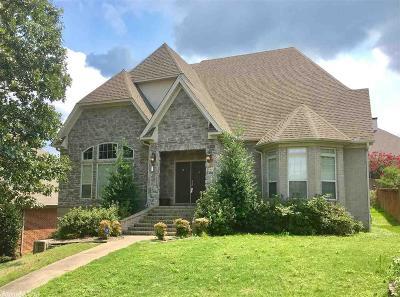 Little Rock Single Family Home For Sale: 56 Wellington Colony Drive