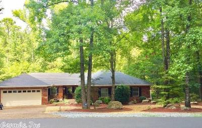 Hot Springs Village AR Single Family Home For Sale: $234,000