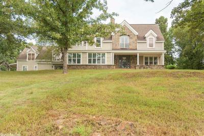Conway AR Single Family Home For Sale: $599,000