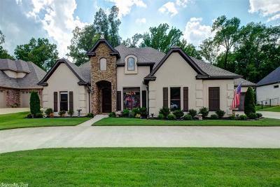 Maumelle Single Family Home Take Backups: 210 Lake Valley Drive