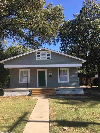 Conway AR Single Family Home New Listing: $89,000