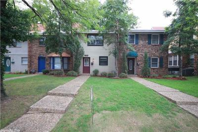 North Little Rock Multi Family Home New Listing: 403-409 W 4th Street