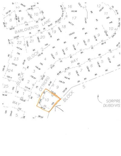 Hot Springs Village AR Residential Lots & Land New Listing: $12,000