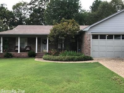 Little Rock Single Family Home For Sale: 2512 Hickorynut Court