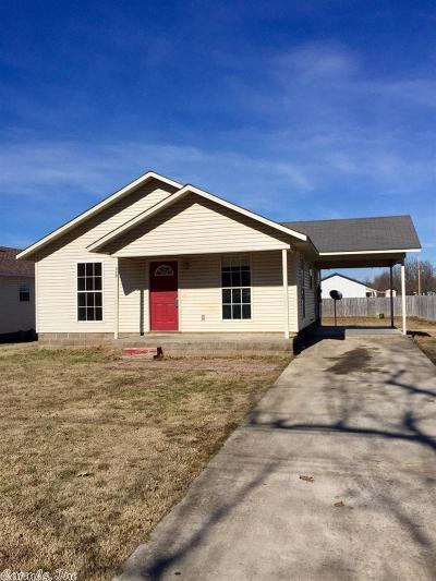 Paragould AR Single Family Home Price Change: $59,900