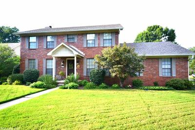 Little Rock Single Family Home For Sale: 4301 Wesley Drive
