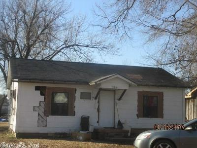 Paragould Single Family Home Back On Market: 1104 Royal St