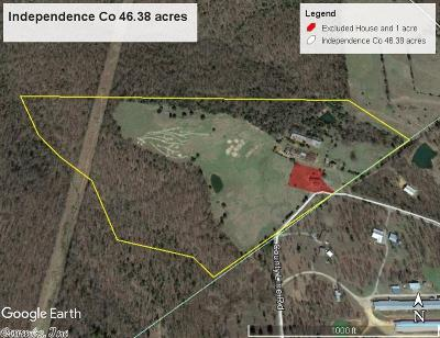 Independence County Residential Lots & Land For Sale: 350 County Line Rd