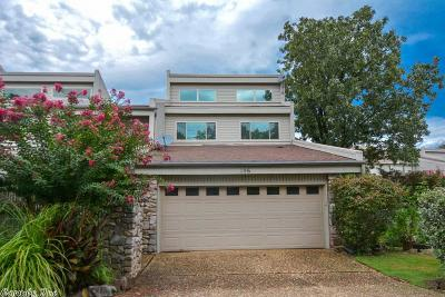 Maumelle Condo/Townhouse New Listing: 200 Bay Pointe Cove 106a