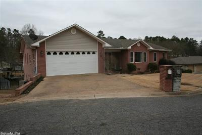 Hot Springs Single Family Home For Sale: 117 Newman Place
