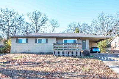North Little Rock Single Family Home For Sale: 1218 Garland Avenue