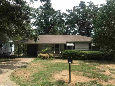 North Little Rock Single Family Home New Listing: 5712 Allen Street
