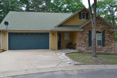 Hot Springs AR Single Family Home New Listing: $239,000