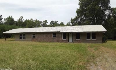 Pine Bluff Single Family Home For Sale: 10126 Brown Cemetery Road