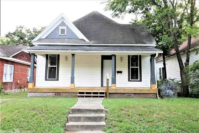 Hot Springs Single Family Home Price Change: 419 South Street