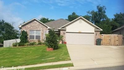 Hot Springs AR Single Family Home New Listing: $179,000