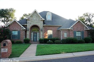 Hot Springs Single Family Home For Sale: 113 Lombard