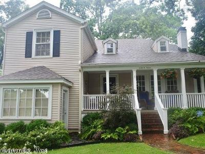 Little Rock Single Family Home New Listing: 2108 N Palm Street