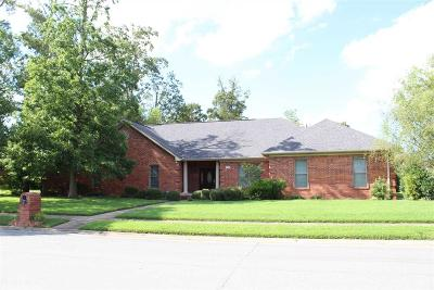 Bryant, Alexander Single Family Home For Sale: 502 Providence Drive