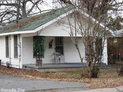 North Little Rock Single Family Home New Listing: 2107 Orange