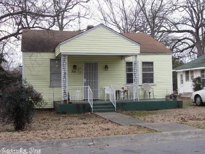 North Little Rock Single Family Home New Listing: 2105 Orange