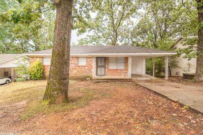 North Little Rock Single Family Home New Listing: 706 W 56th