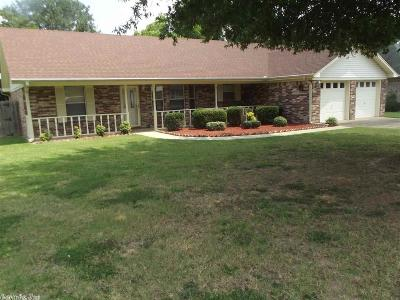Jacksonville Single Family Home For Sale: 508 Cheshier Court