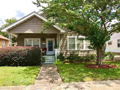 Benton Single Family Home New Listing: 303 W South