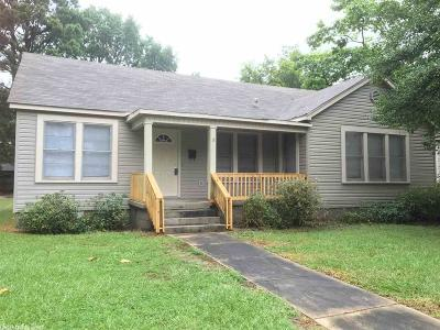 Conway AR Single Family Home New Listing: $124,900