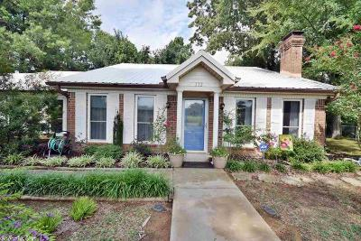 Conway AR Single Family Home New Listing: $179,900