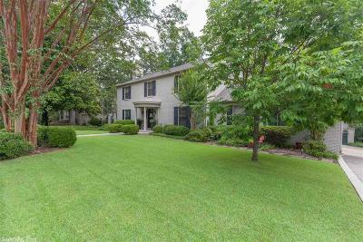 Little Rock Single Family Home New Listing: 5311 Sherwood Road
